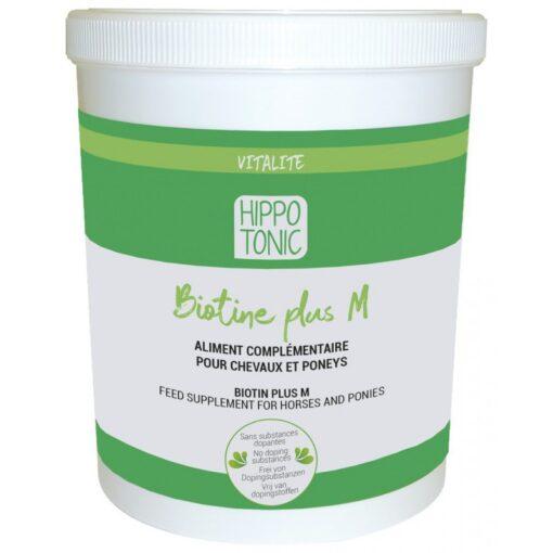 Hippotonic toidulisand Biotiin + M