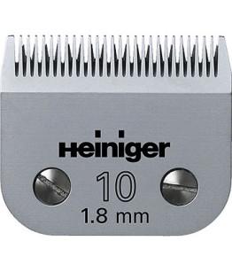 Heiniger Saphir Style klipperi tera #10