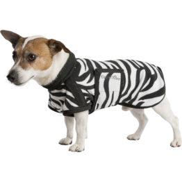 Koera fliisist jope Zebra