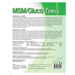 MSM / Glüko toonik 1000 ml
