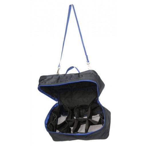Equit'M hooldusvahendite kott tumesinine