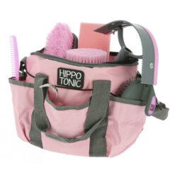Hippo Tonic harjakott koos harjadega roosa