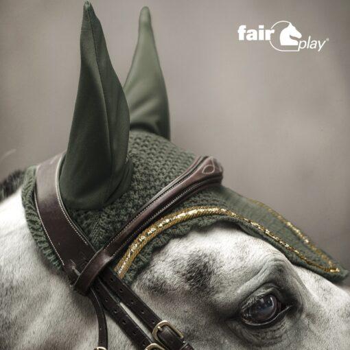 Fair Play kõrvad Azuryt tumeroheline