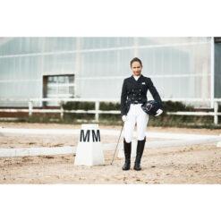 Fair Play võistluspintsak Beatrice, ratsapüksid Carina ja ratsasaapad Sovereign High Rider