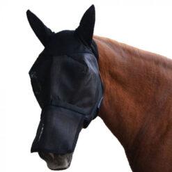 Absorbine putukamask kõrvadega ja eemaldatava ninaosaga