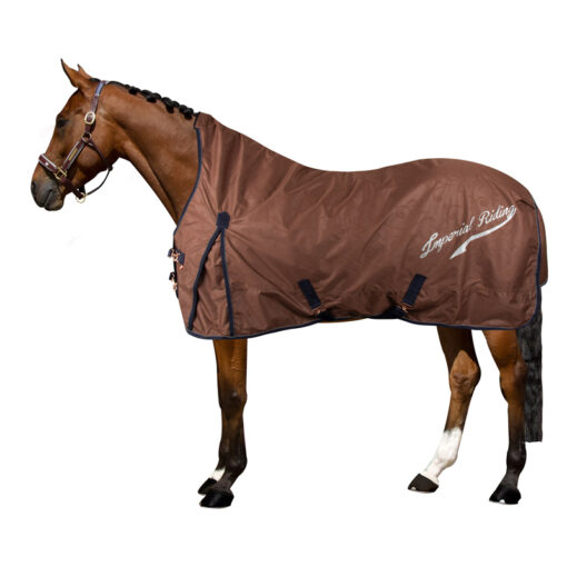 Imperial Riding vihmatekk Super-Dry pruun/rose gold