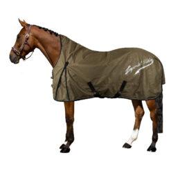 Imperial Riding vihmatekk Super-Dry oliiviroheline