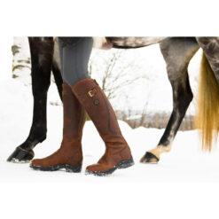 Mountain Horse soojad ratsasaapad Snowy River pruun