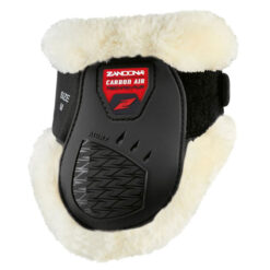 Zandona tagajala kaitsmed Carbon Air Techno-Fur Junior must