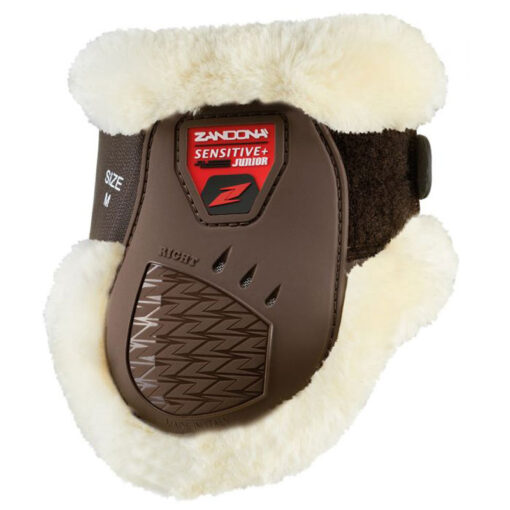 Zandona tagajala kaitsmed Carbon Air Techno-Fur Junior pruun