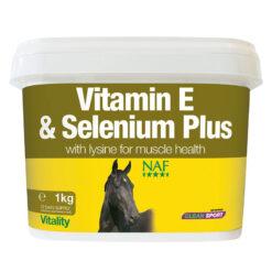 NAF toidulisand Vitamin E & Selenium Plus