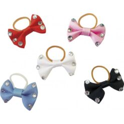 EquiTheme lakalipsud Bows With Strass