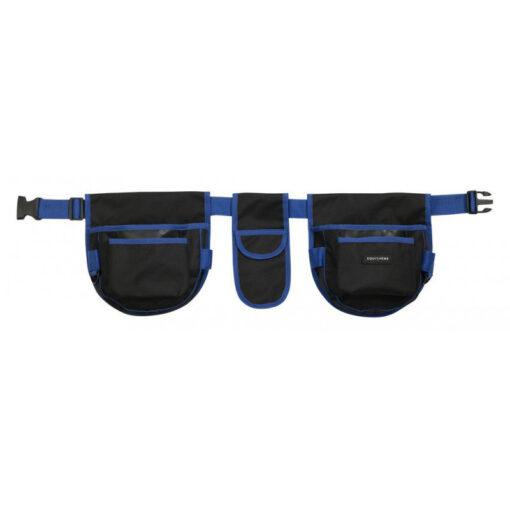 Harjataskutega vöökott groomile must/sinine