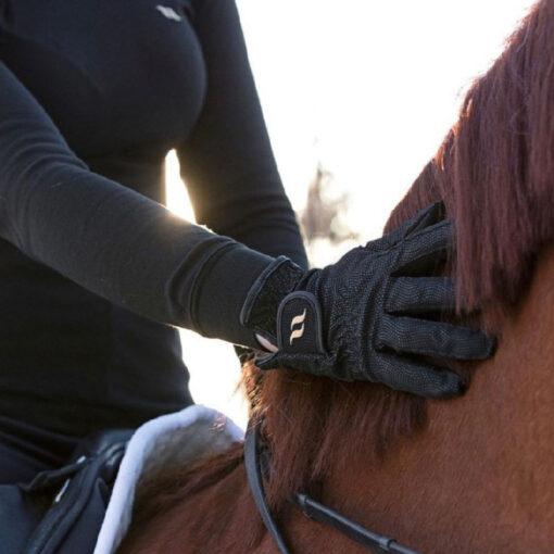 Back on Track füsioteraapilised ratsutamiskindad must