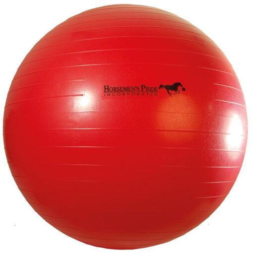 Horsemen's hobuste mängupall Jolly punane