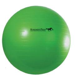 Horsemen's hobuste mängupall Jolly roheline