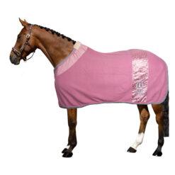 Imperial Riding fliistekk Ambient roosa