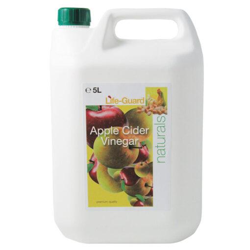 NAF õunasiidri äädikas Apple Vinegar 5L