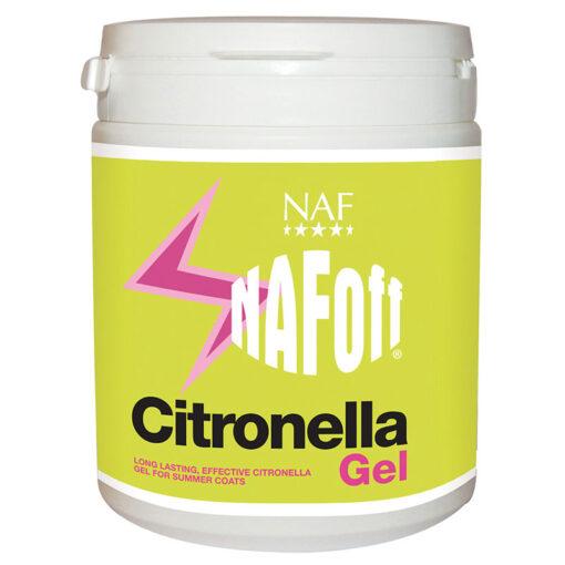 NAF OFF putukatõrjegeel Citronella