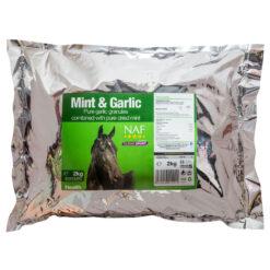 NAF toidulisand Mint & Garlic