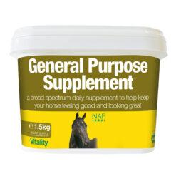 NAF vitamiinid ja mineraalid General Purpose 1,5 kg