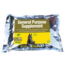 NAF vitamiinid ja mineraalid General Purpose 2 kg täitepakk