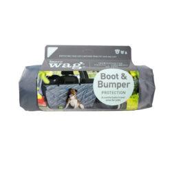 Henry Wag koerte väike pagasiruumi kate autosse