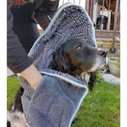 Henry Wag mikrofiiber kuivatusrätik koerale Noodle