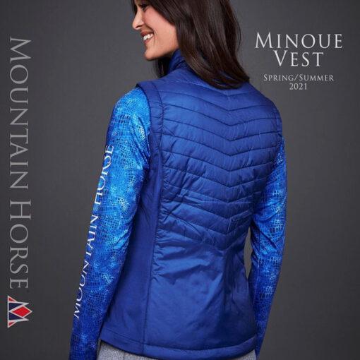 Mountain Horse vest Minoue sinine