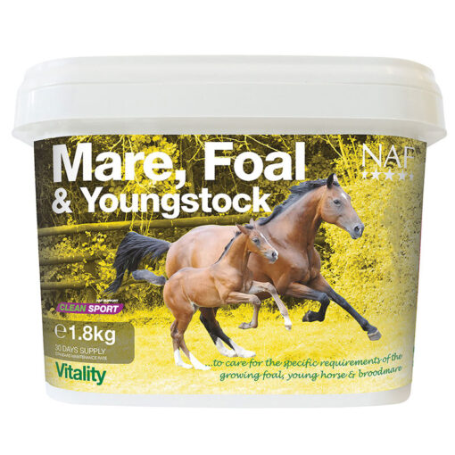 NAF toidulisand Mare, Foal & Youngstock