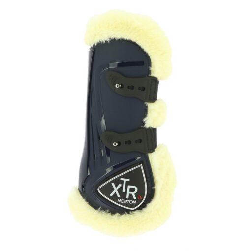Norton kunstlambakarvaga esijala kaitsmed XTR tumesinine küljelt