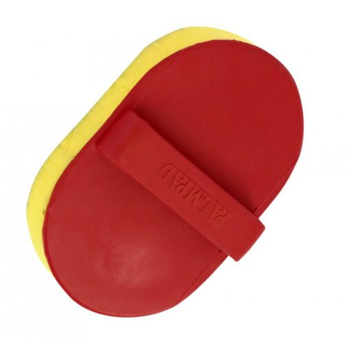Kummihari švammiga punane