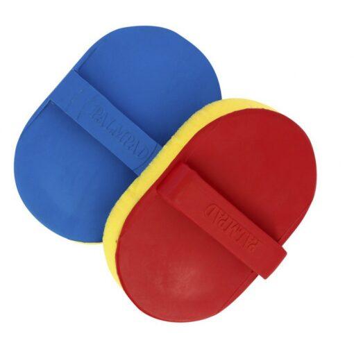 Kummihari švammiga sinine ja punane