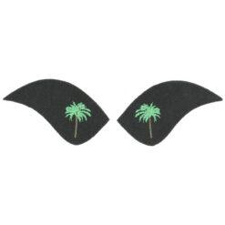 Equi-Théme saapa kaunistused My Primera ratsasaabastele Palm