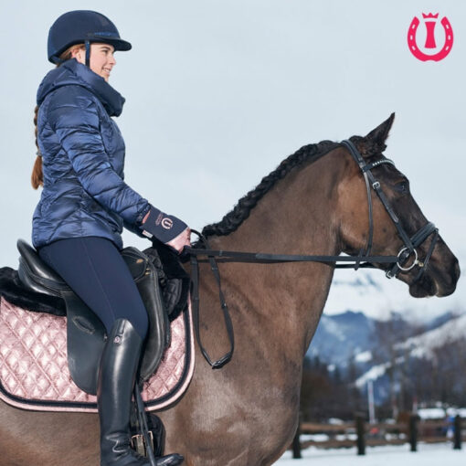 Imperial Riding valtrap Cozy Star roosa