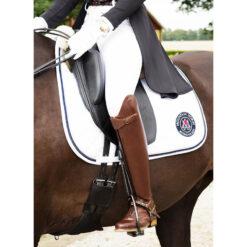 Mountain Horse koolisõidusaapad Estélle pruun