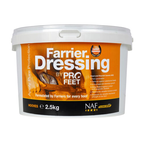 NAF kabjarasv Farrier Dressing 2,5kg