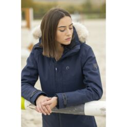 Equitheme parka Leena 3-in-1
