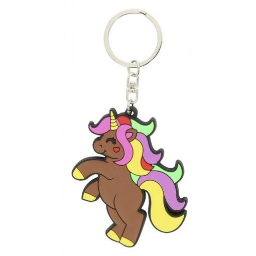 Equi-Kids võtmehoidja Licorne pruun hobune