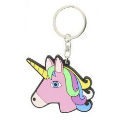Equi-Kids võtmehoidja Licorne roosa hobuse pea