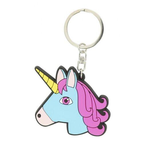 Equi-Kids võtmehoidja Licorne sinine hobuse pea