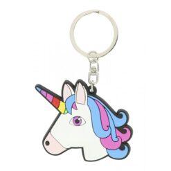 Equi-Kids võtmehoidja Licorne valge hobuse pea