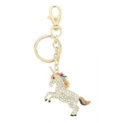 Equi-Kids võtmehoidja Licorne Unicorn kuldne
