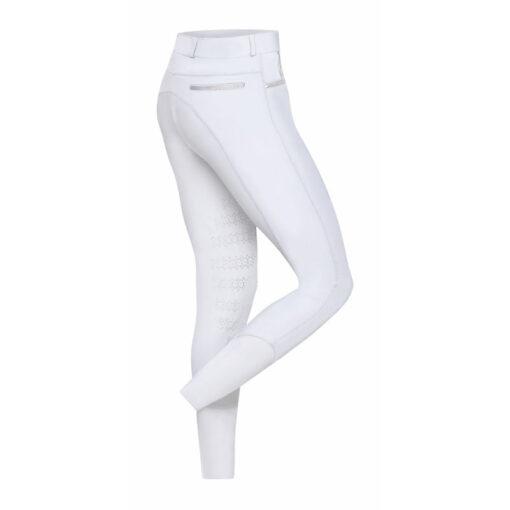 Fair Play põlvegrippidega ratsapüksid Jill 2.0 valge