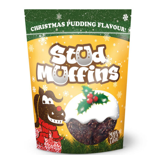 Likit Muffini jõulupuding hobusele
