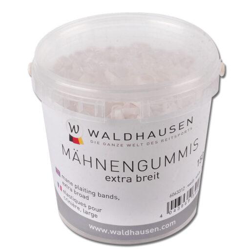 Waldhausen silikoonist lakakummid Extra Wide läbipaistev suur