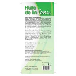 Hippo Tonic linaseemne õli1