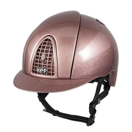 Kep Italia kaska Cromo Metal Flakes roosa