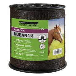 Beaumont elektrikarjuse lint Paddock 40 mm