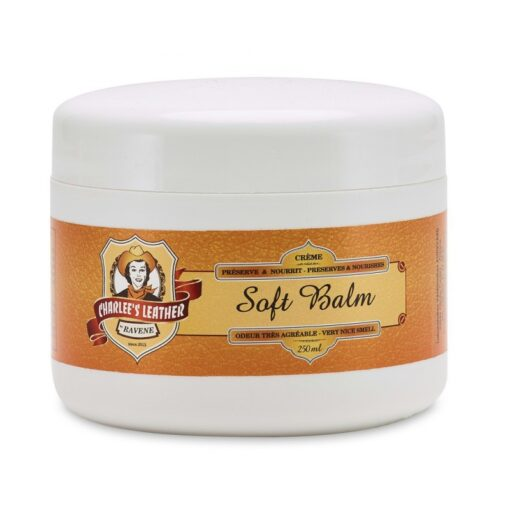 Charlee's Leather nahapalsam Soft Balm 250ml